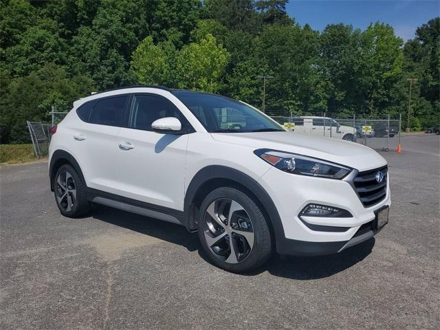 used 2018 Hyundai Tucson car, priced at $23,968