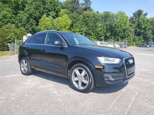 used 2015 Audi Q3 car, priced at $20,868