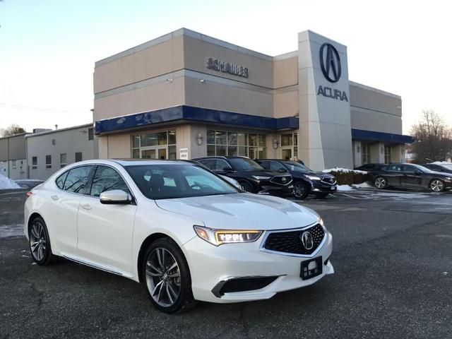 used 2020 Acura TLX car, priced at $39,988