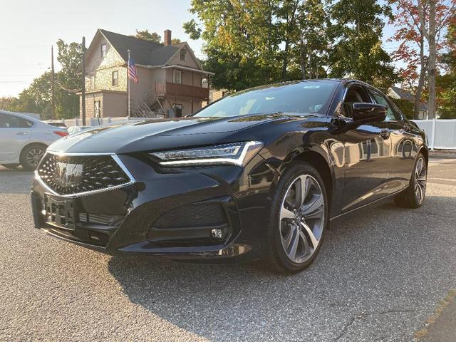 new 2021 Acura TLX car, priced at $49,825