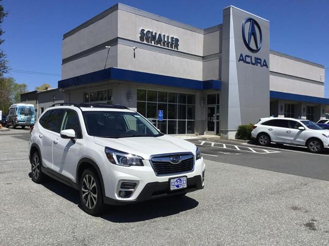 used 2020 Subaru Forester car, priced at $28,988
