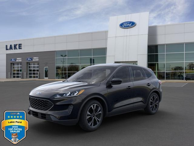 new 2021 Ford Escape car, priced at $28,751