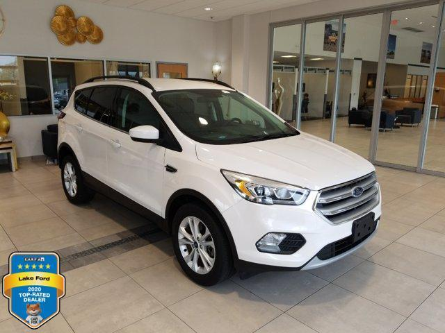 used 2018 Ford Escape car, priced at $23,495
