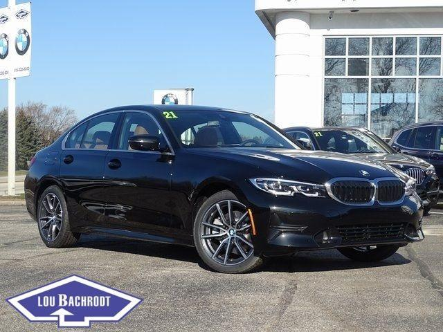 new 2021 BMW 330 car, priced at $48,235