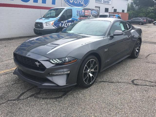new 2021 Ford Mustang car, priced at $38,040