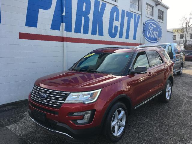 used 2017 Ford Explorer car, priced at $31,890
