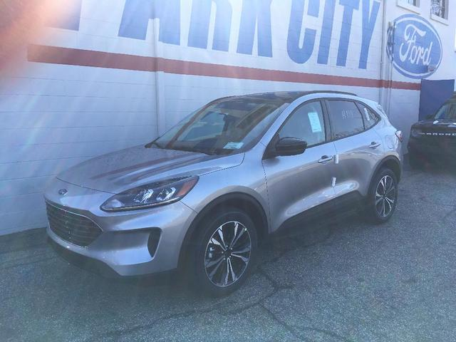 new 2021 Ford Escape car, priced at $32,900