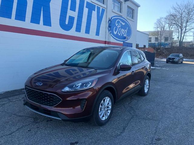 new 2021 Ford Escape car, priced at $30,110
