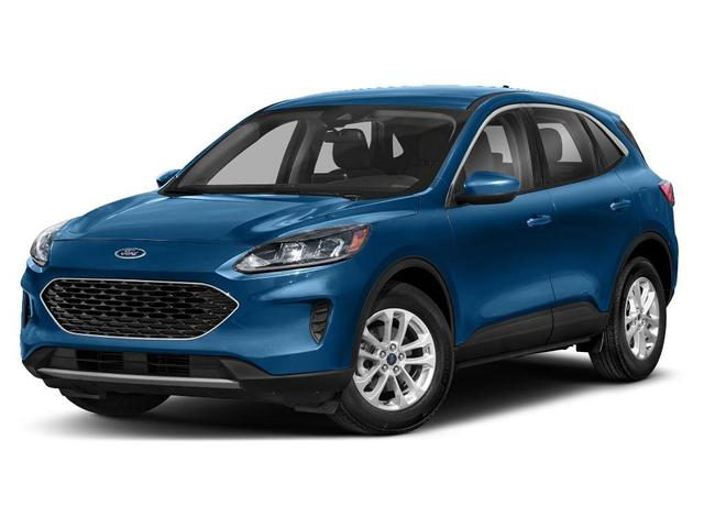 new 2021 Ford Escape car, priced at $30,165