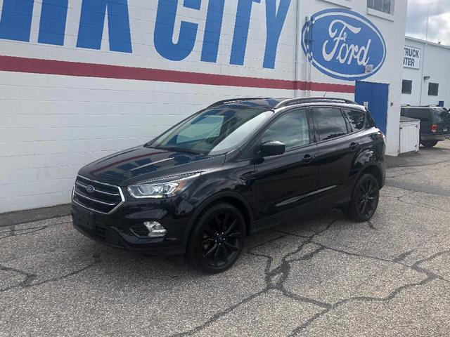 used 2017 Ford Escape car, priced at $19,950