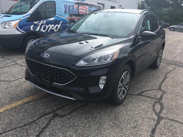 new 2021 Ford Escape car, priced at $33,110