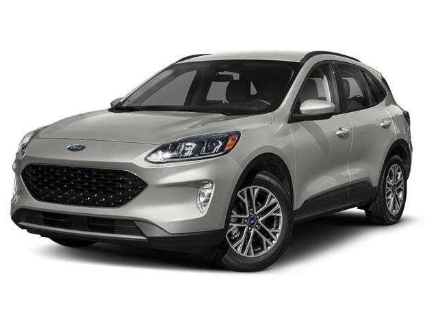 new 2021 Ford Escape car, priced at $35,305