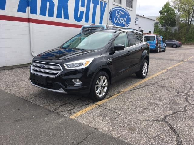 used 2018 Ford Escape car, priced at $20,990