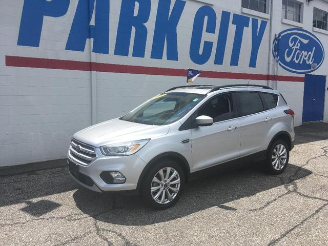 used 2019 Ford Escape car, priced at $23,990