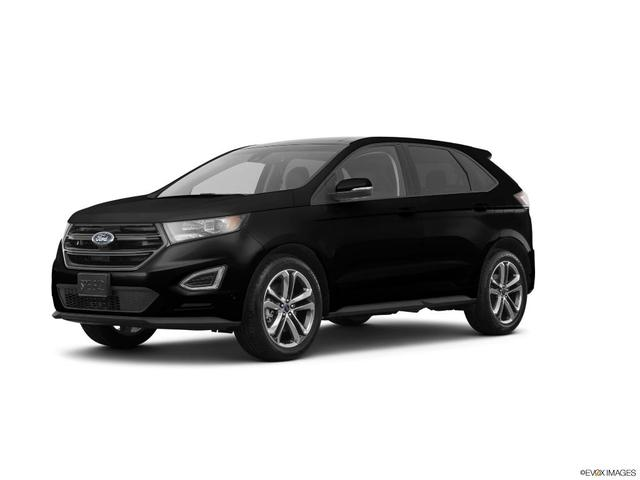 used 2018 Ford Edge car, priced at $34,995