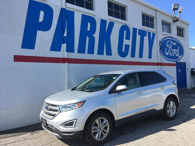 used 2017 Ford Edge car, priced at $23,490