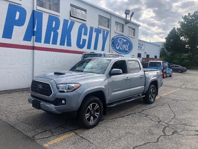 used 2018 Toyota Tacoma car, priced at $30,900