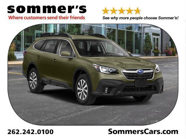 new 2021 Subaru Outback car, priced at $32,441