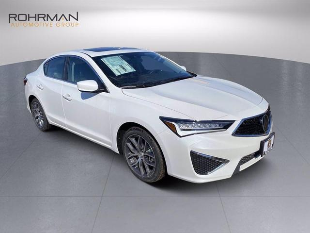 new 2021 Acura ILX car, priced at $28,600