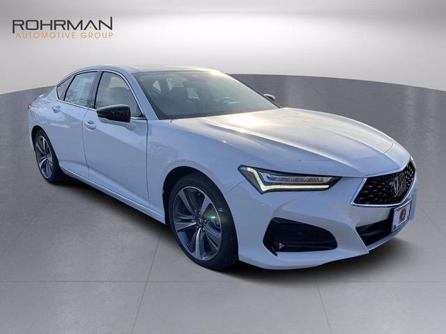 new 2021 Acura TLX car, priced at $47,825