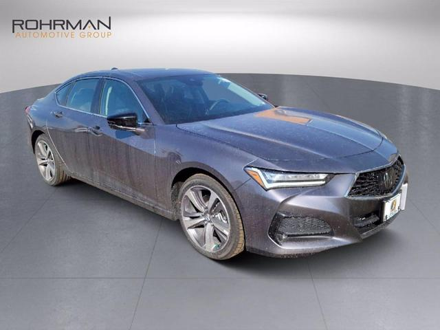 new 2021 Acura TLX car, priced at $48,300