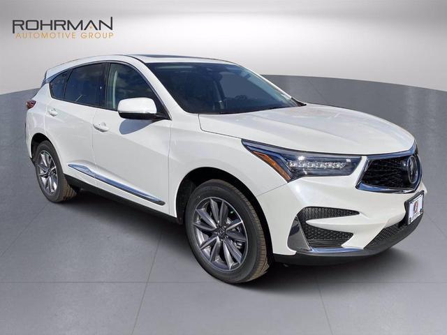 new 2021 Acura RDX car, priced at $43,600
