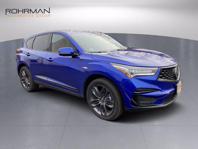 new 2021 Acura RDX car, priced at $47,625