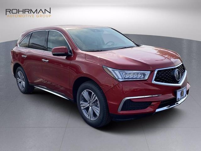 new 2020 Acura MDX car, priced at $47,925