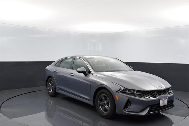 new 2021 Kia K5 car, priced at $24,110