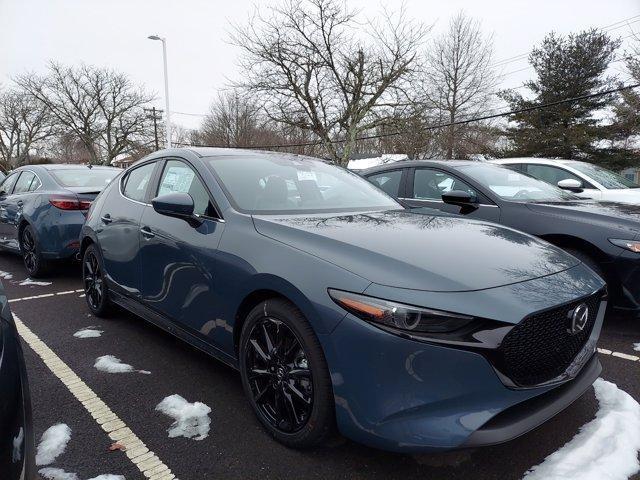 new 2021 Mazda Mazda3 car