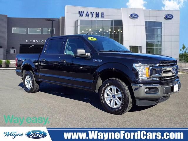 used 2020 Ford F-150 car, priced at $39,880