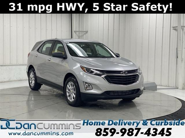 new 2021 Chevrolet Equinox car, priced at $25,092
