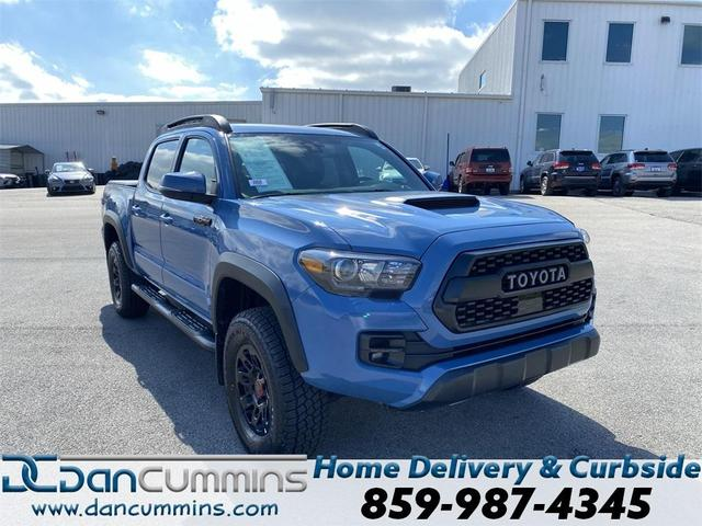 used 2018 Toyota Tacoma car, priced at $43,987