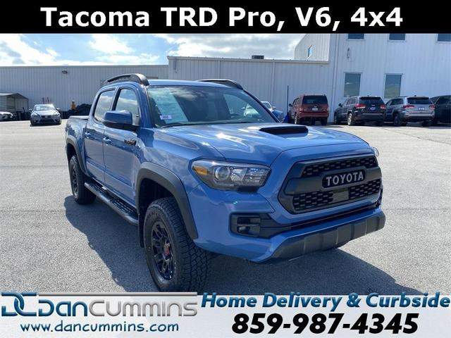 used 2018 Toyota Tacoma car, priced at $42,987