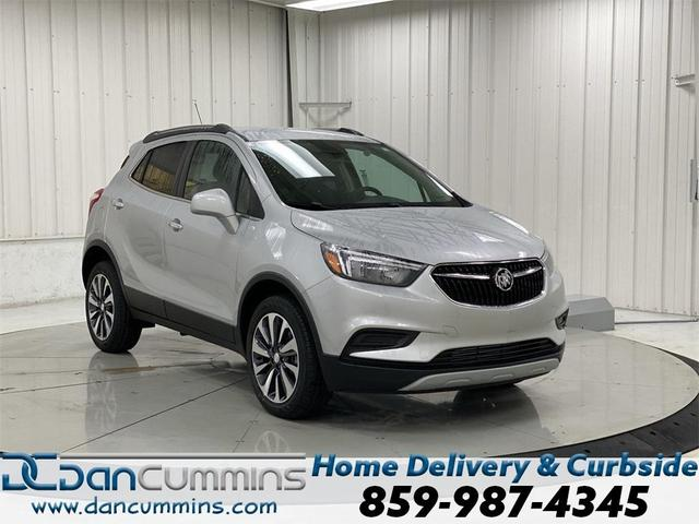 new 2021 Buick Encore car, priced at $22,435