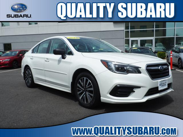 used 2018 Subaru Legacy car, priced at $19,997