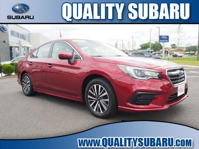 used 2018 Subaru Legacy car, priced at $21,223