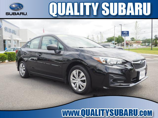 used 2018 Subaru Impreza car, priced at $18,997
