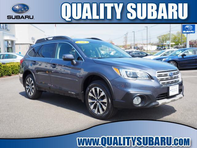 used 2016 Subaru Outback car, priced at $15,699