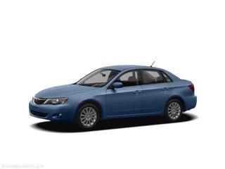 used 2008 Subaru Impreza car, priced at $7,999