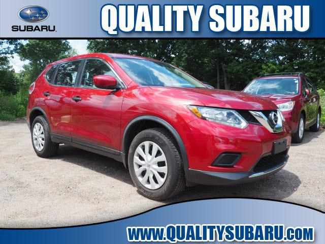 used 2016 Nissan Rogue car, priced at $17,999