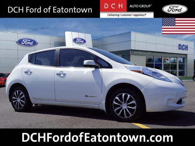 used 2015 Nissan Leaf car, priced at $10,000