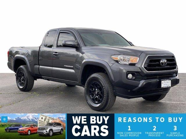 used 2020 Toyota Tacoma car, priced at $40,589
