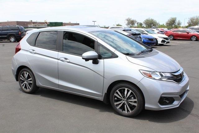 used 2020 Honda Fit car, priced at $20,015