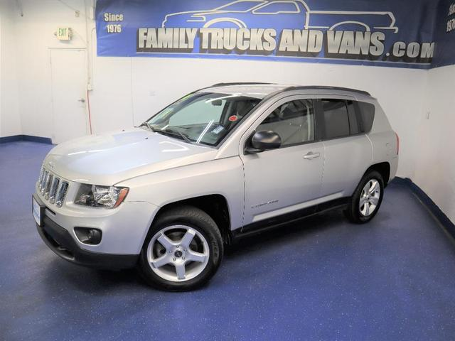 used 2014 Jeep Compass car, priced at $10,998