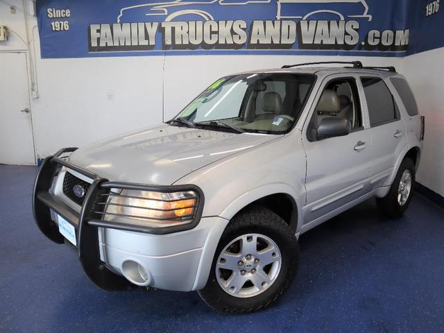 used 2006 Ford Escape car, priced at $4,337