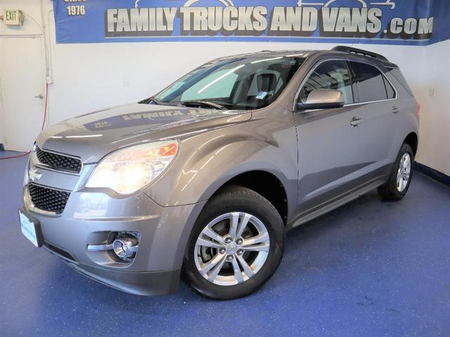 used 2010 Chevrolet Equinox car, priced at $9,337