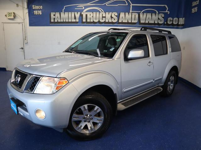 used 2010 Nissan Pathfinder car, priced at $11,337