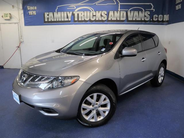 used 2012 Nissan Murano car, priced at $10,337