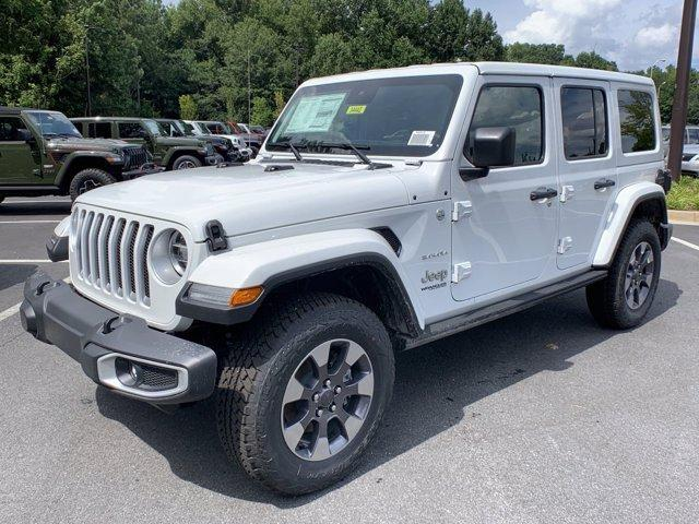 new 2020 Jeep Wrangler Unlimited car, priced at $52,500